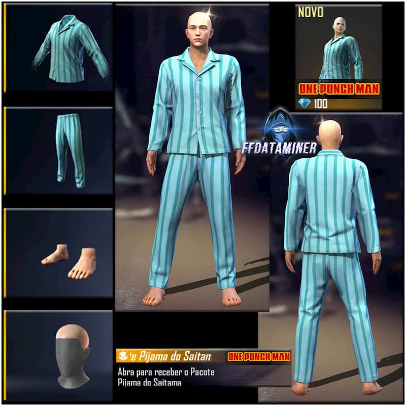 Free Fire One-Punch Man