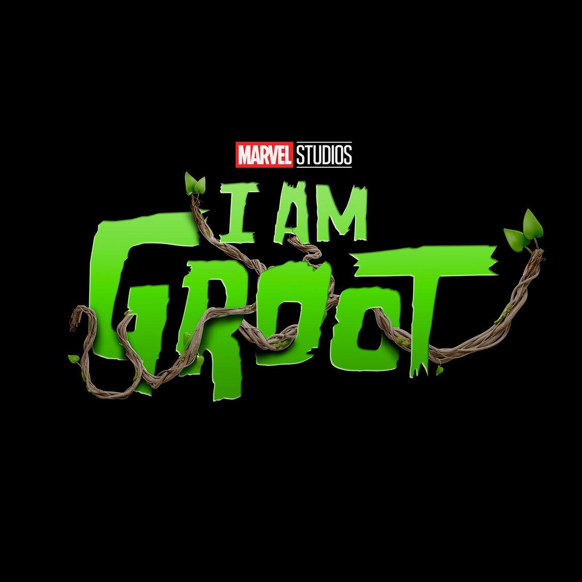 I Am Groot, série original do Disney Plus