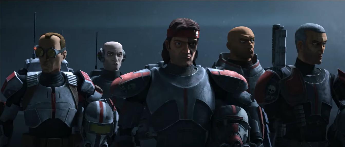 Star Wars: The Bad Batch, série original do Disney Plus