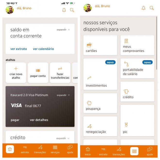 Aplicativo Itaú: como baixar e usar no celular