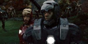 Máquina de Combate vai ganhar série original no Disney Plus: Armor Wars!