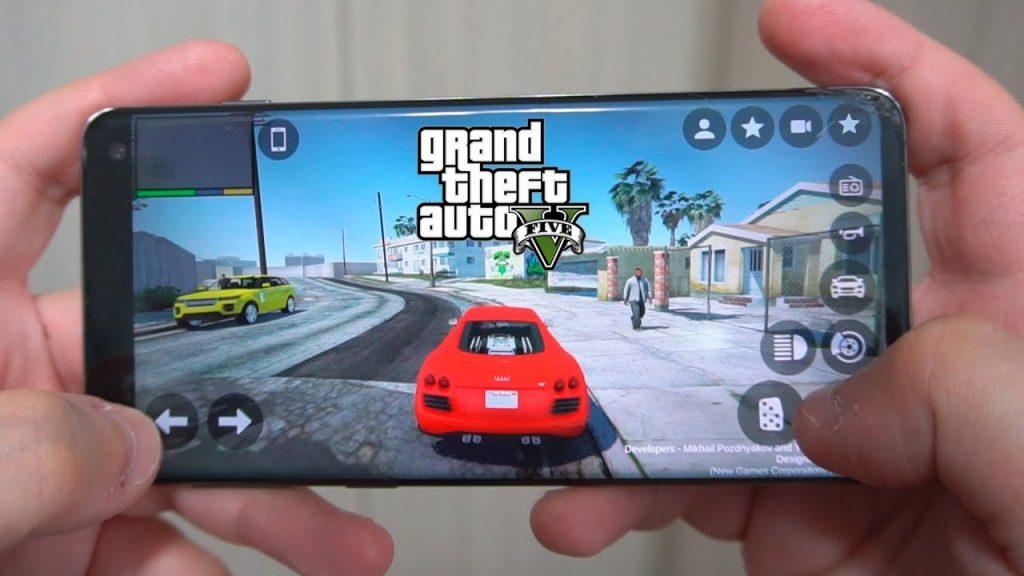 Como baixar GTA 5 para Android? Veja abaixo
