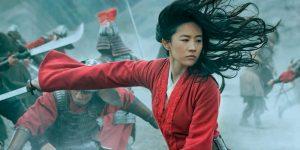 Mulan, Disney Plus