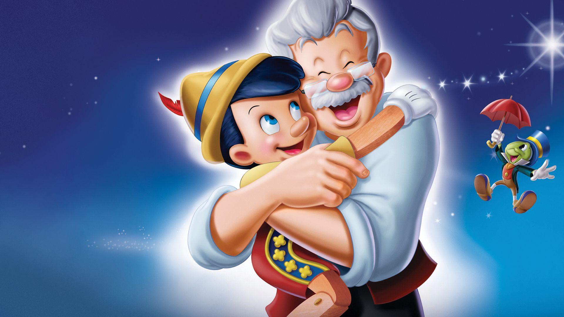 Pinocchio vai ganhar live-action no Disney Plus