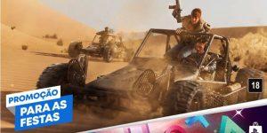 Promoções Para as Festas da PlayStation Store