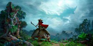 Raya e o Último Dragão, da Disney