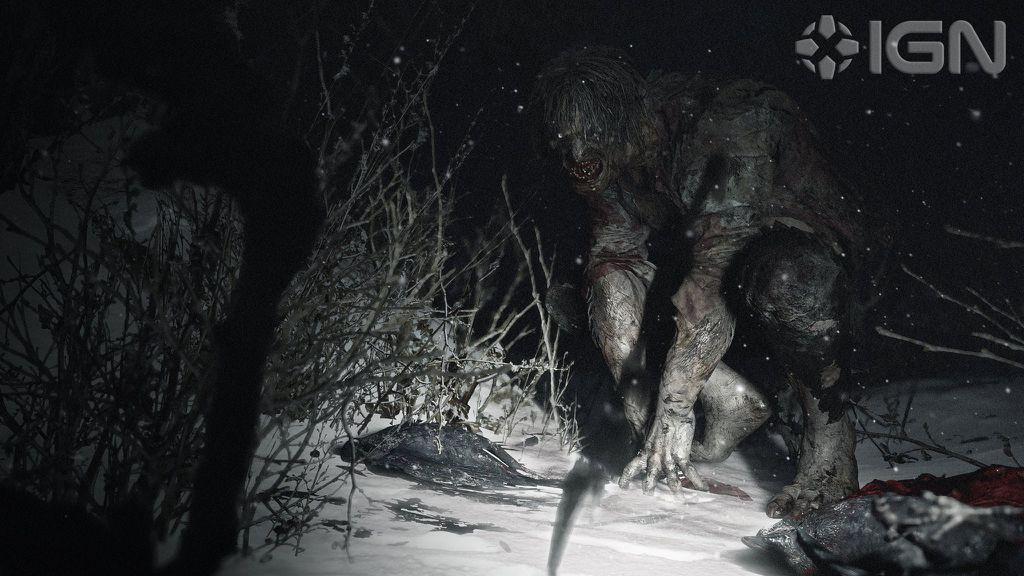 Novas imagens de Resident Evil Village