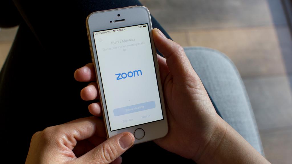 Principais diferenças entre o Zoom para desktop para smartphone