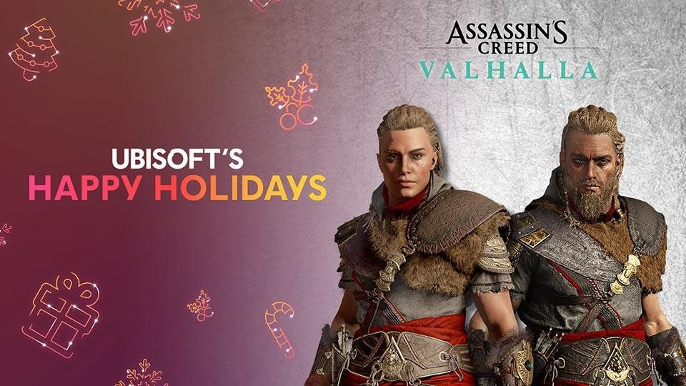 Ubisoft's Happy Holidays