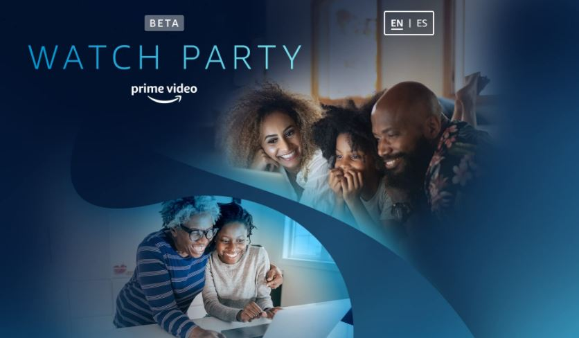 Watch Party do Prime Video