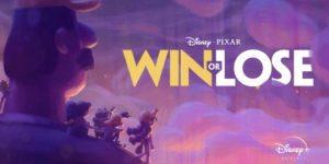 Win or Lose, série da Pixar que chega ao Disney Plus em 2023