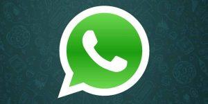 Trocar o WhatsApp