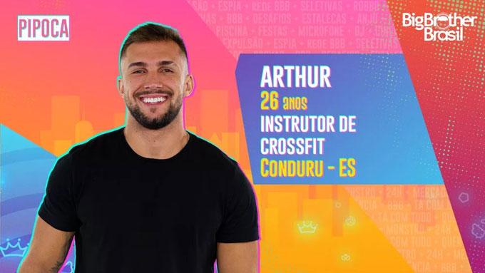 Arthur, BBB 21