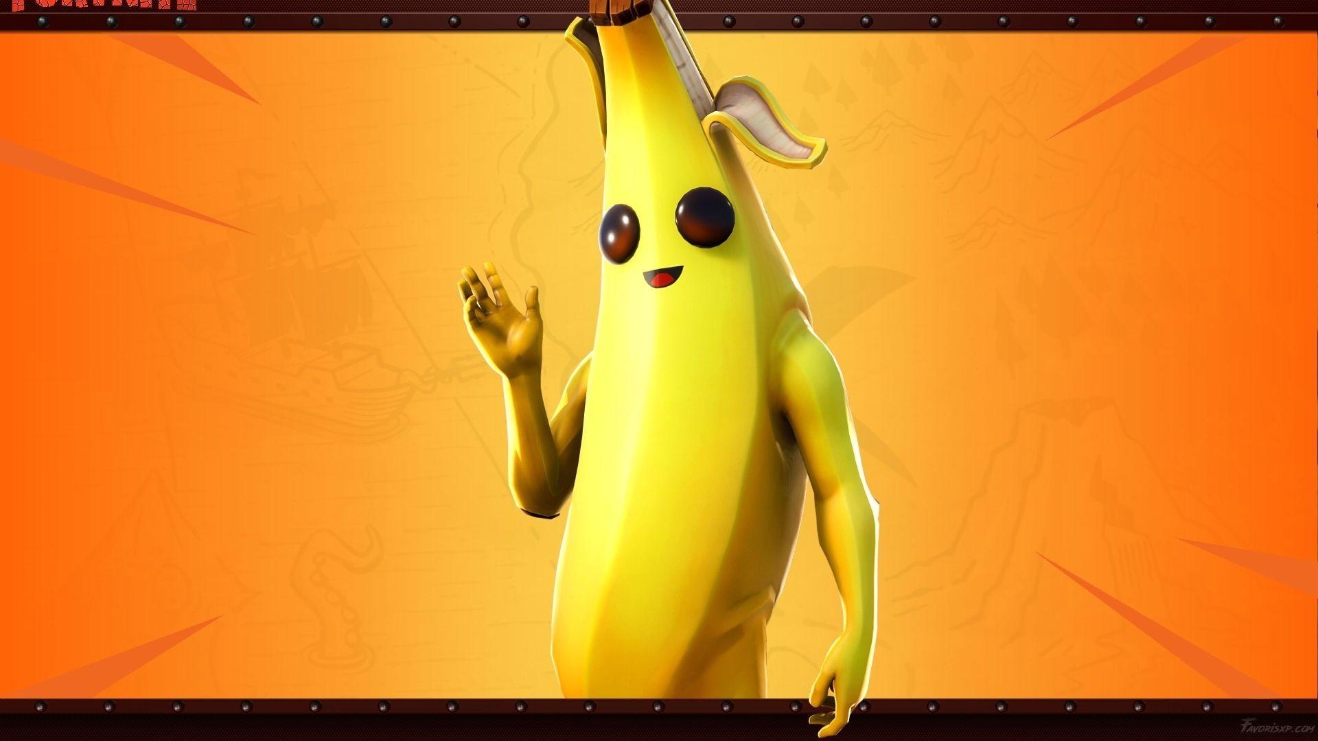 Banana no Fortnite