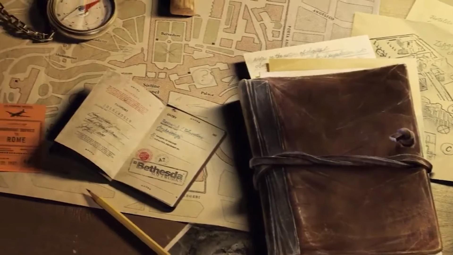 Indiana Jones, novo jogo da Bethesda
