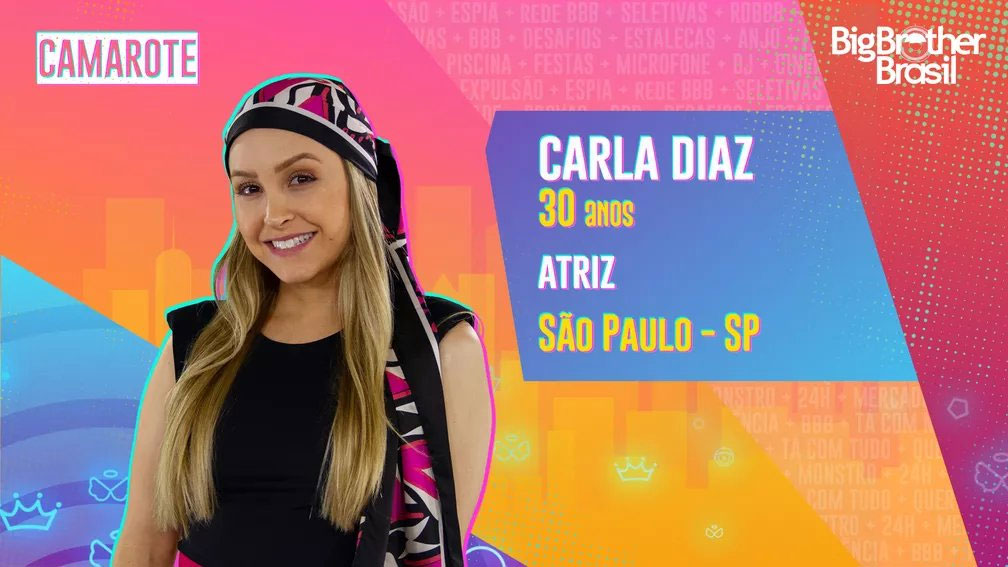 Carla Diaz, BBB 21