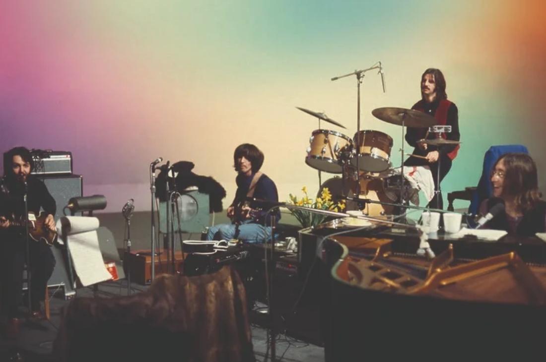 The Beatles: Get Back disney