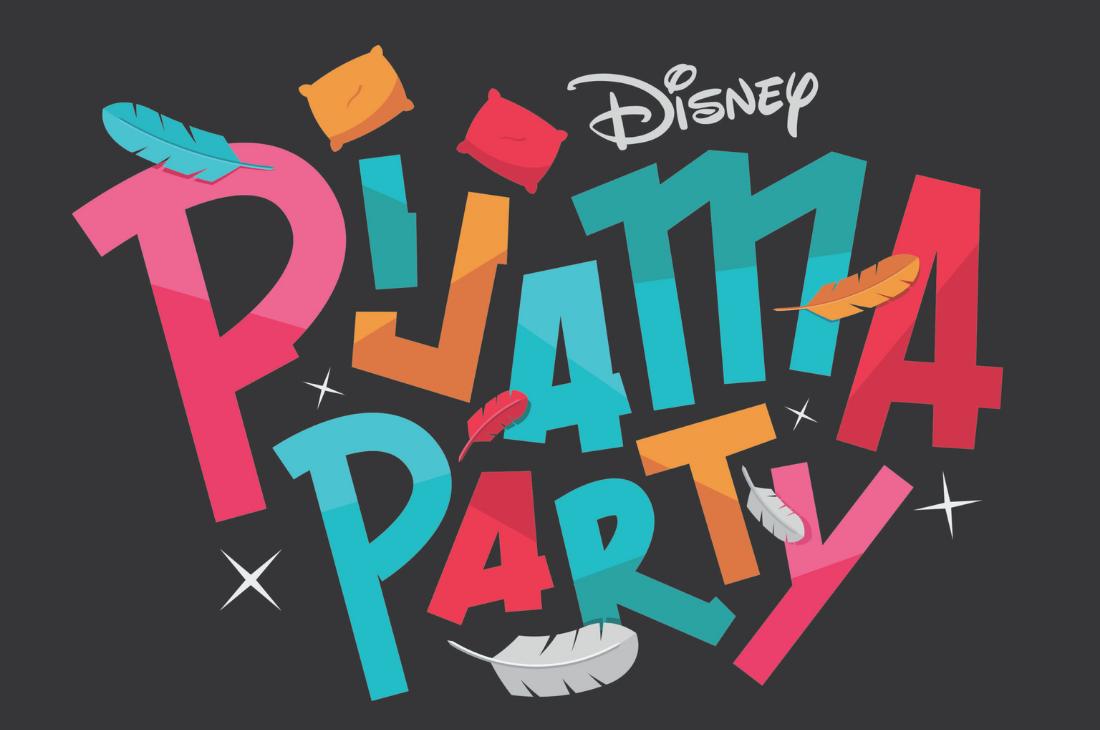 Pijama Party disney+