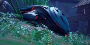Fortnite - Nave do Predador