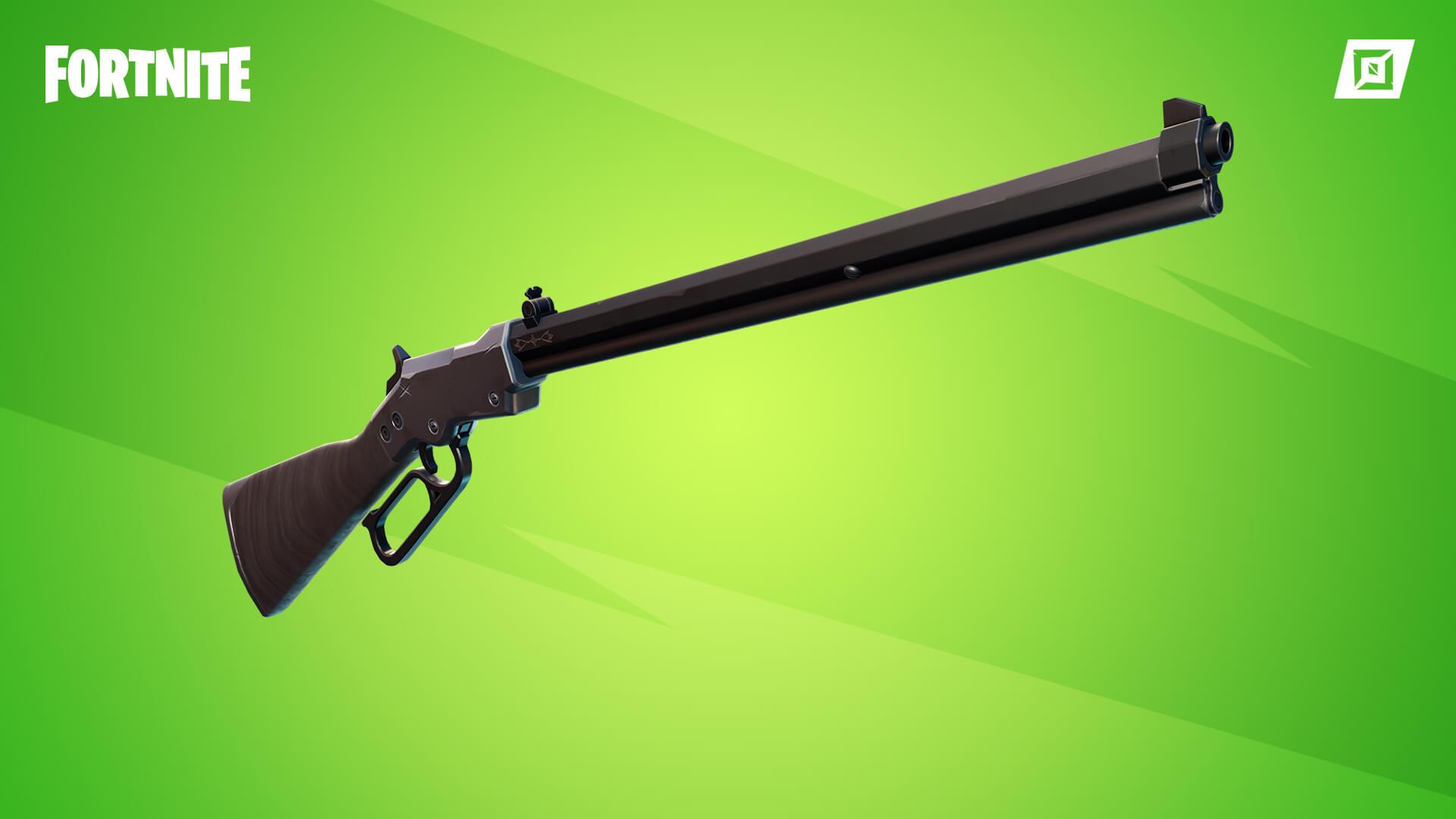 Fortnite Rifle Repetidor do Cowboy