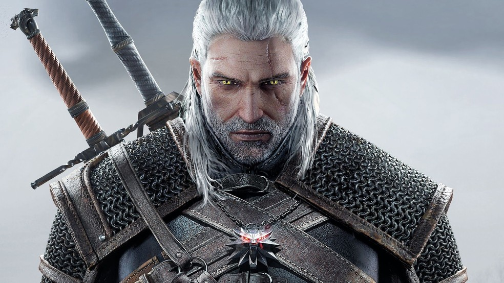 Geralt, The Witcher 3