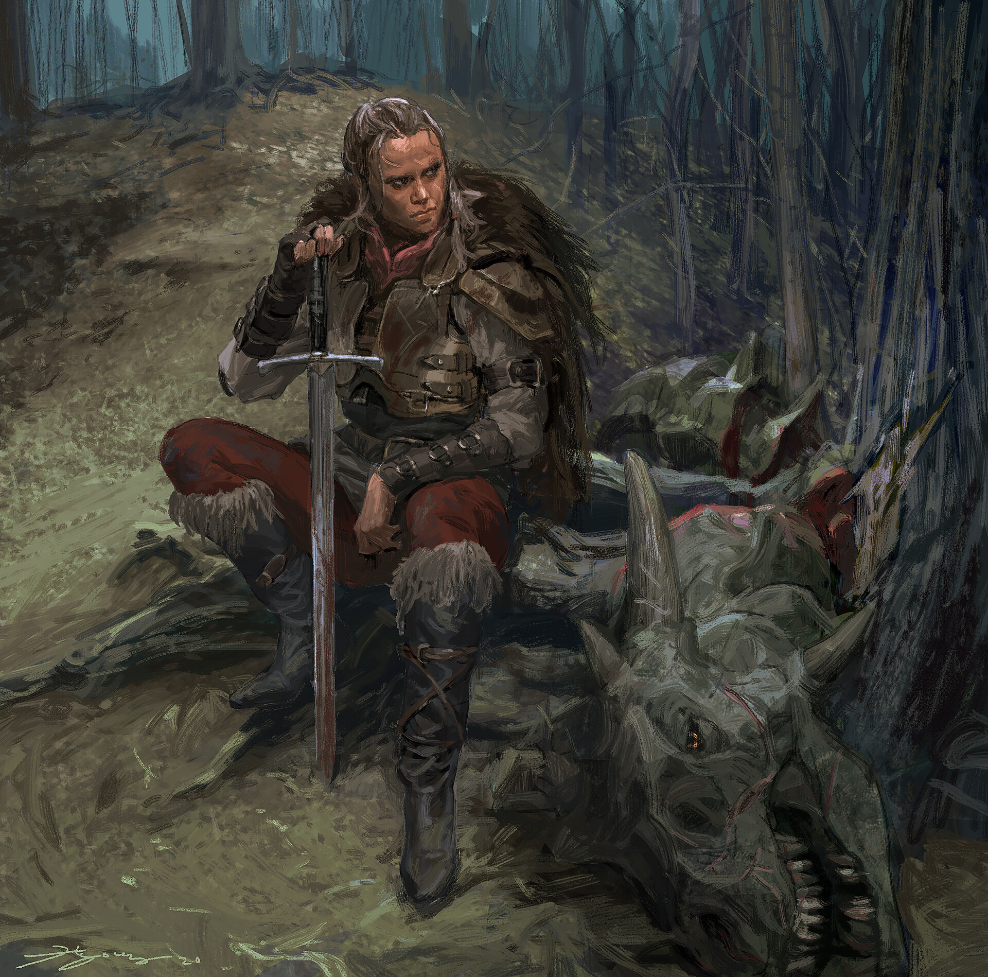 Naughty Dog pode estar trabalhando em jogo de fantasia