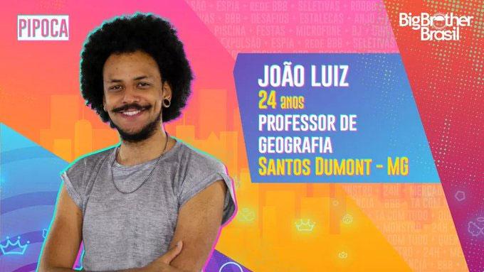 João Luiz, BBB 21