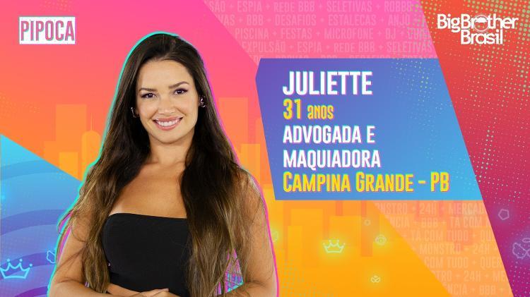 Juliette, BBB 21