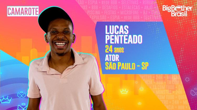 Lucas Penteado, BBB 21