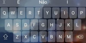 Como personalizar fundo do teclado Android