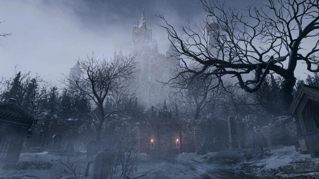 A vila de Resident Evil Village