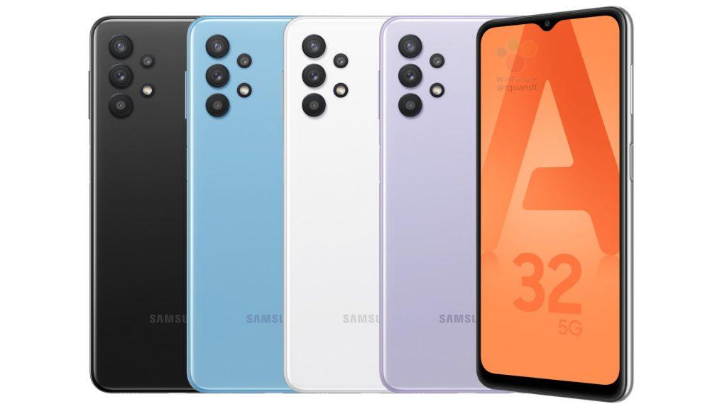 Lançamento SAmsung Galaxy A32