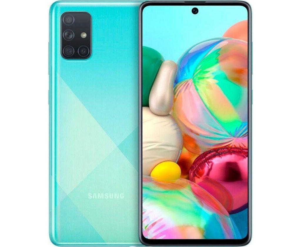 Lançamento Samsung Galaxy A72