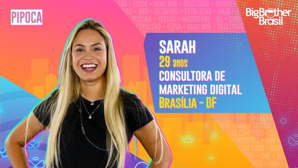 Sarah, BBB 21