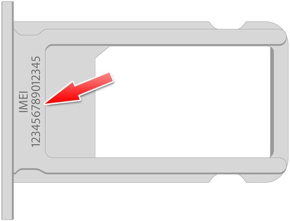 como descobrir número IMEI cartão SIM