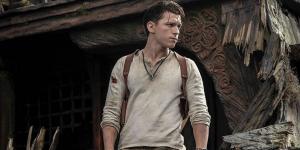 Tom Holland em Uncharted