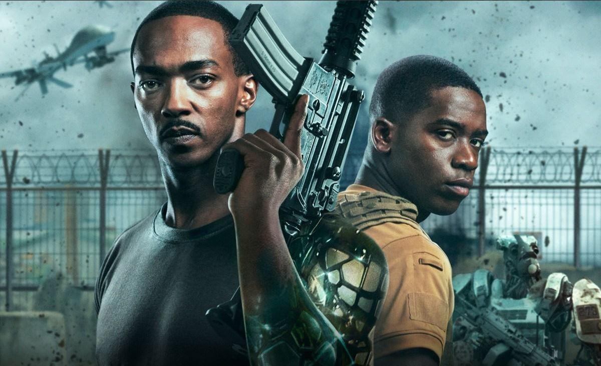 Zona de Combate, novo filme de ação da Netflix