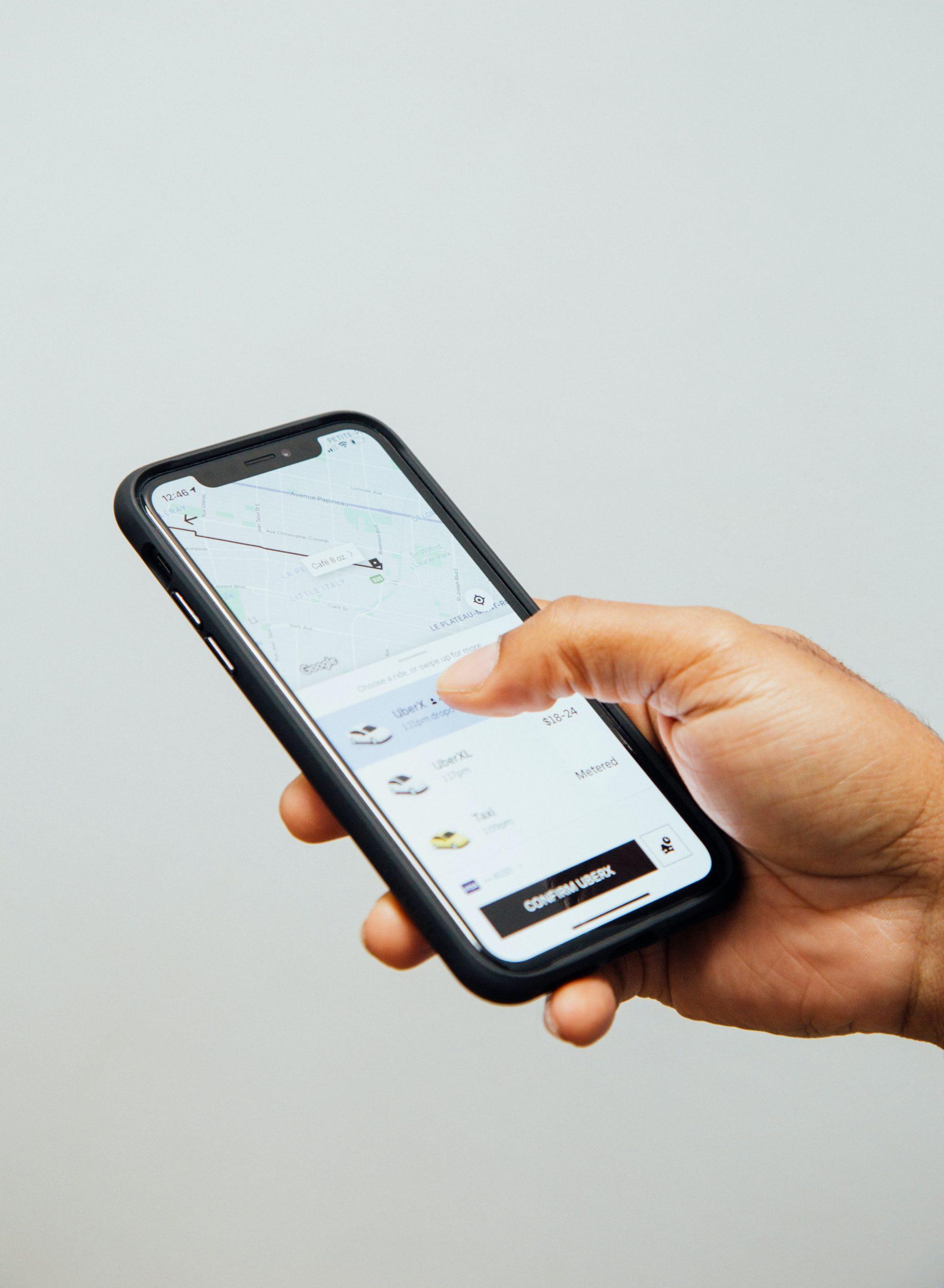 Expansão do Uber Flash