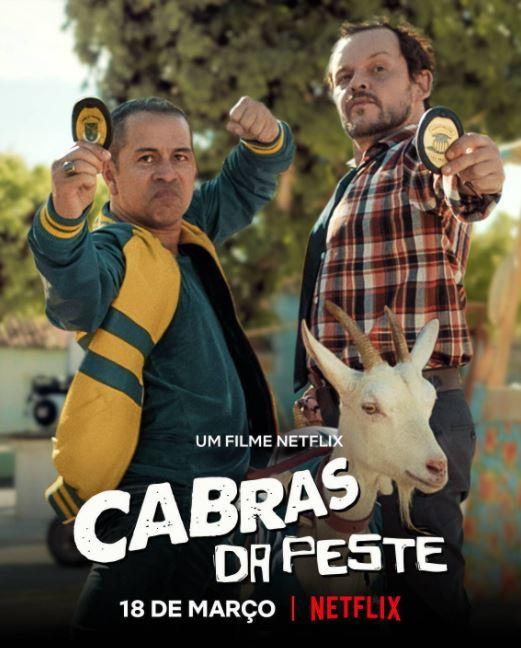 Cabras da Peste, novo filme original da Netflix