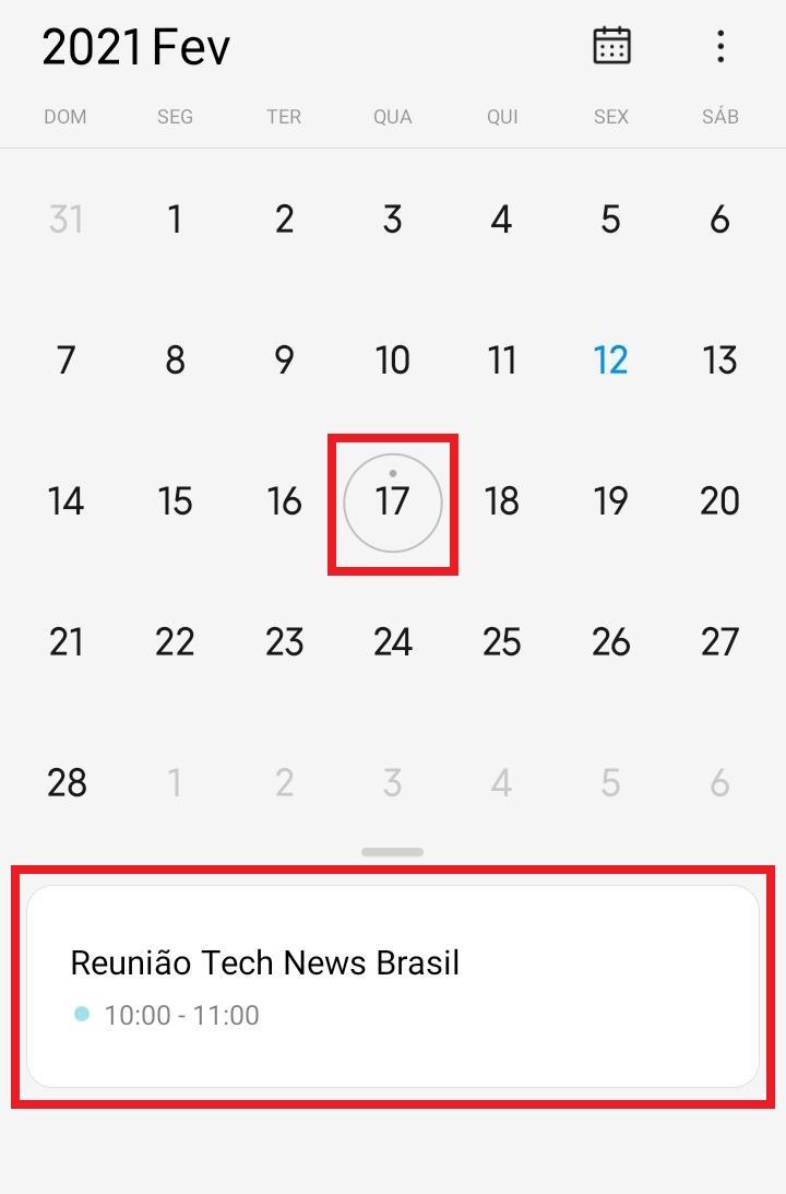 Cancelar reunião do Google Meet pelo celular