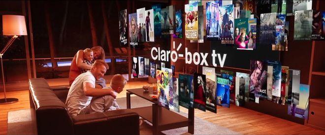 Claro TV Box