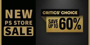 Nova promoção da PlayStation Store