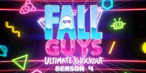 Fall Guys Quarta Temporada