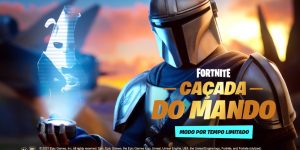 Fortnite - Caçada do Mando