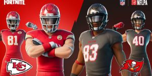 Fortnite - Gangue do Touchdown