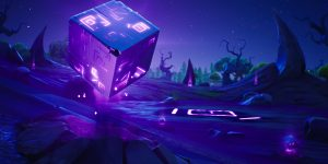 Fortnite - Kevin, o Cubo