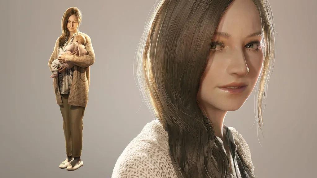 Personagens principais de Resident Evil Village