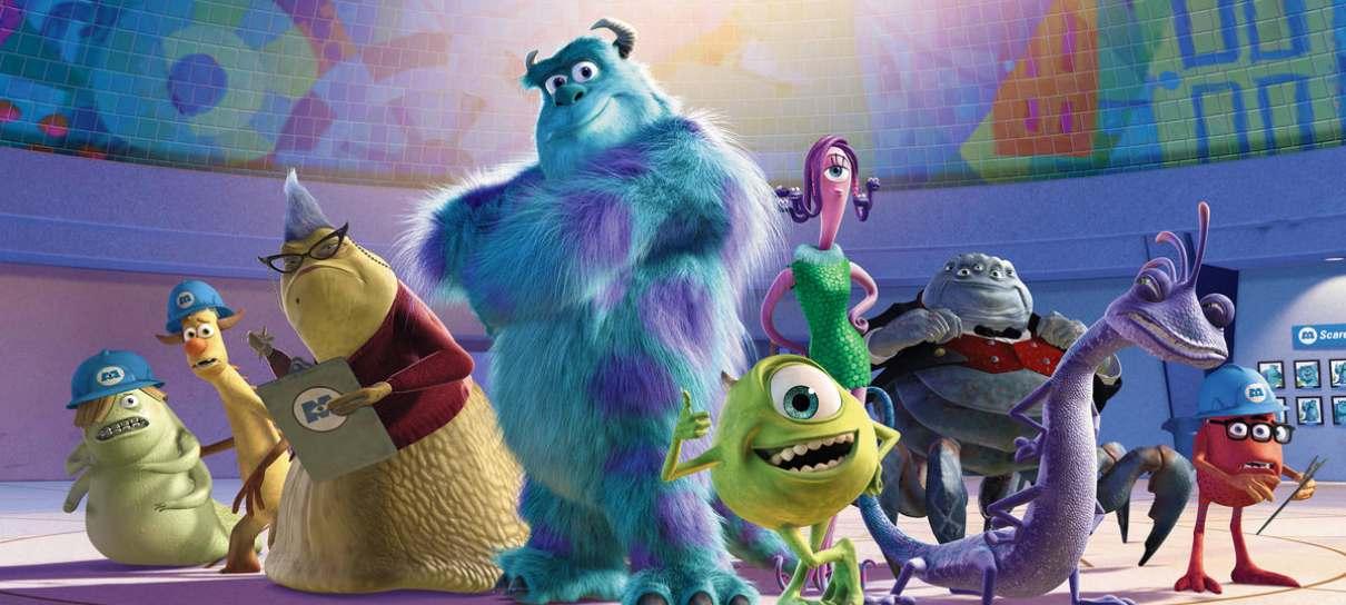 Monsters at Work, sére original do Disney Plus