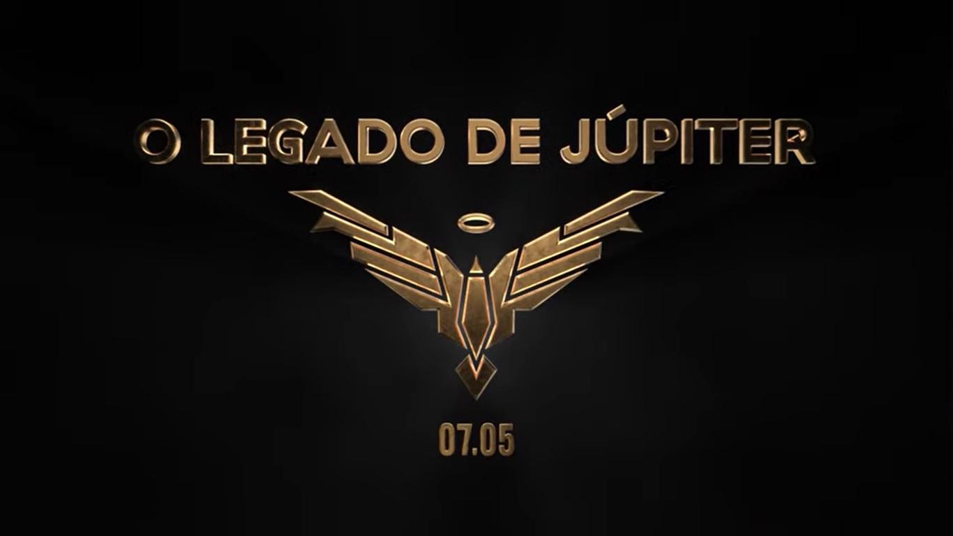 O Legado de Júpiter Netflix