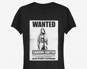 Falcão e o Soldado Invernal: Divulgação mostra Sharon Carter como procurada